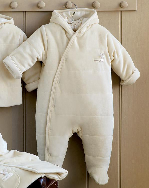 Вещи для новорожденного летом