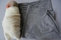 Chepe - Вязаное одеяло Два Медведя Арт.081662