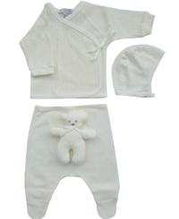 Chepe - Набор одежды для выписки Love-2 (4 пр) Арт.371982