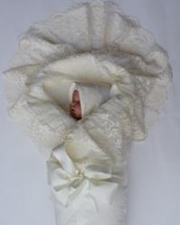 Chepe Одеяло с кружевным уголком Парадиз (4 пр) Арт.071804