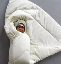 Chepe Одеяло выписное 100 х 100 см для новорожденного
